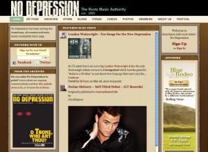 No Depression ScreenShot