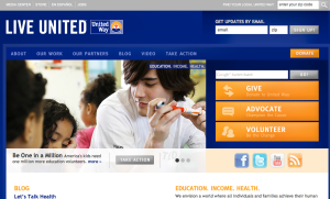 United Way Homepage