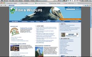 Washington Department of Fish & Wildlife