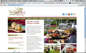 Foodz Catering in Seattle