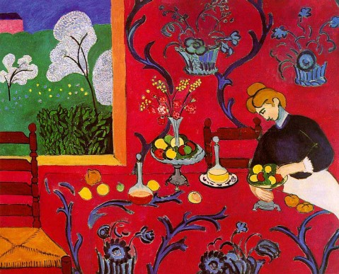 """The Red Room"" by Matisse"