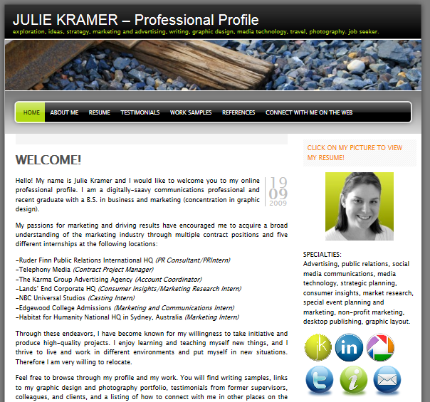 wednesday november 19 2014 - Resume Websites Examples